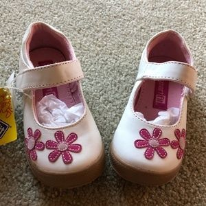 Smart Fit mary jane shoes NWT toddler 7